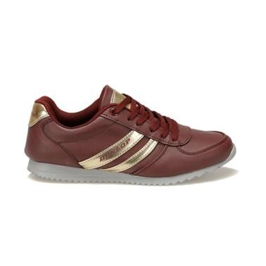 Dunlop Koşu Ayakkabısı Bordo